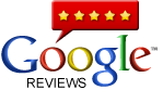 Read our Reviews on Google Plus